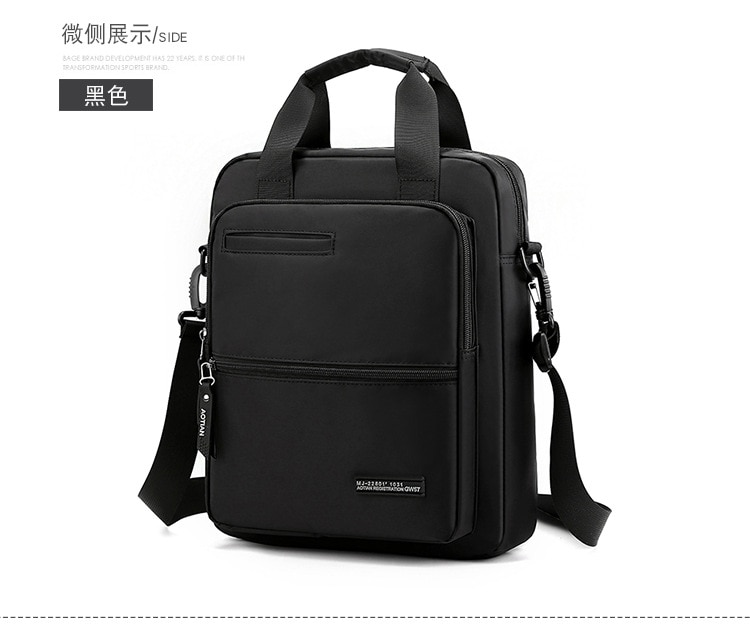hawkwind hawkwind the business trip live 2020 New Men's Shoulder Messenger Bag Multi-Functional Leisure Business Briefcase Trendy Business Trip Travel Bags