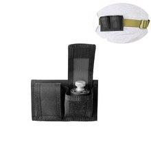Pochette de ceinture Double chargeur de vitesse de chasse universelle pour pochette noire 22 Mag à 44 Mag