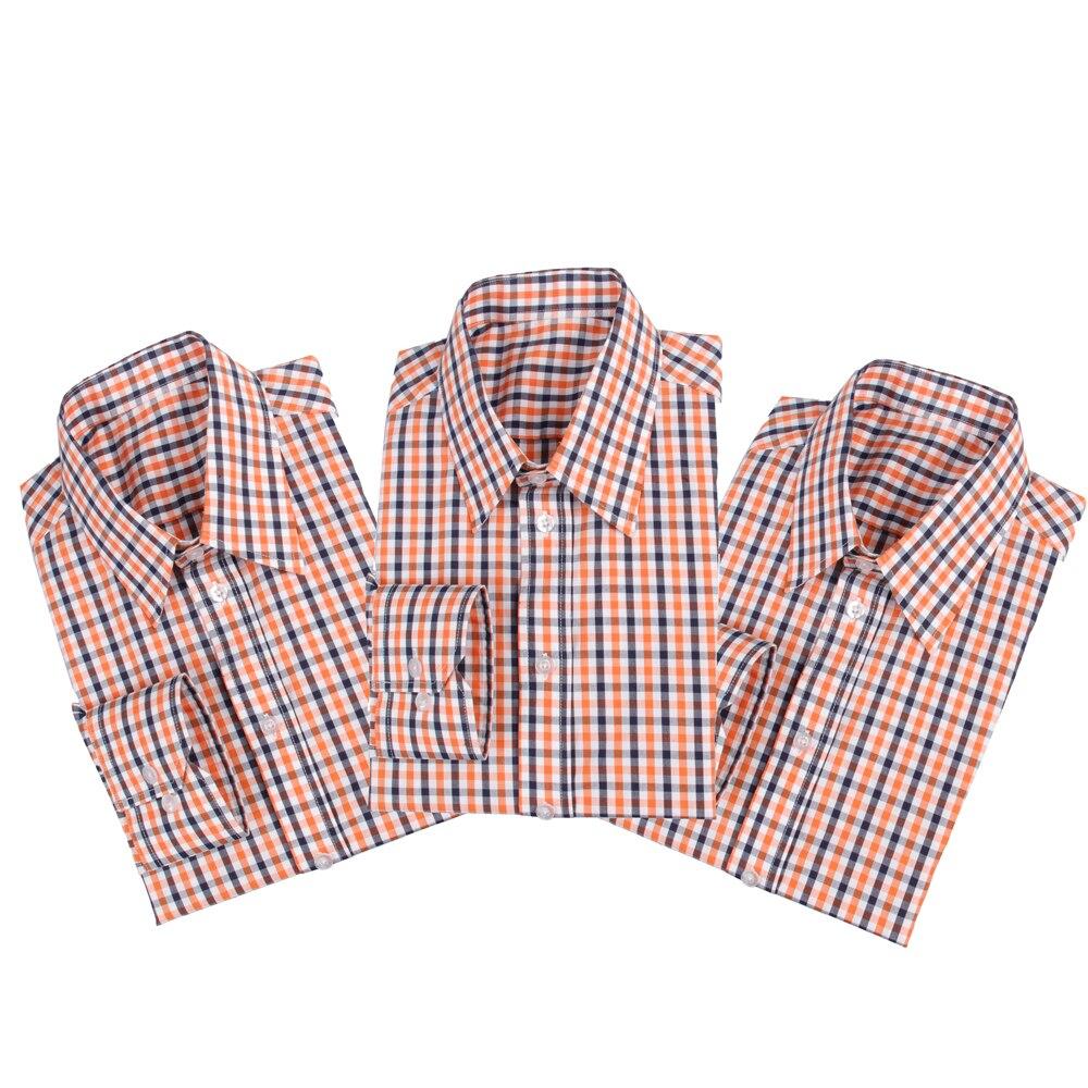 قميص رجالي ذو 3 خياط مصنوع حسب الطلب قمصان ذات جودة عالية وأكمام طويلة قمصان للرجال قمصان سور ميسور أوم