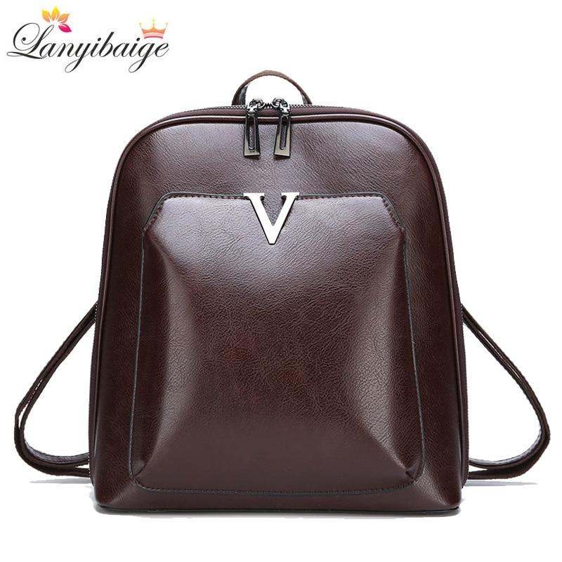 حقيبة ظهر جلدية كلاسيكية للنساء ، حقيبة كتف ذات سعة كبيرة ، حقيبة مدرسية ، حقيبة ترفيهية ، جديدة ، 2021
