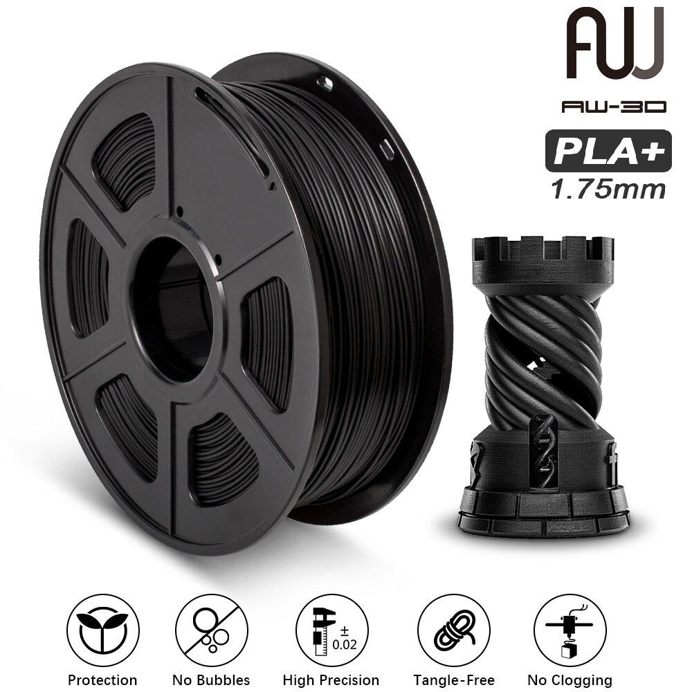 AW-filamento 3D PLA + 3D de 1,75 MM, 1KG, adecuado para todo...