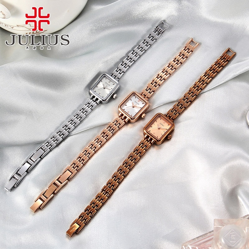 Women Stainless Steel Style Quartz Beautiful Bracelet Wristwatch Girl Fashion Casual Dress Watch Student Good Gift Woman Clock enlarge
