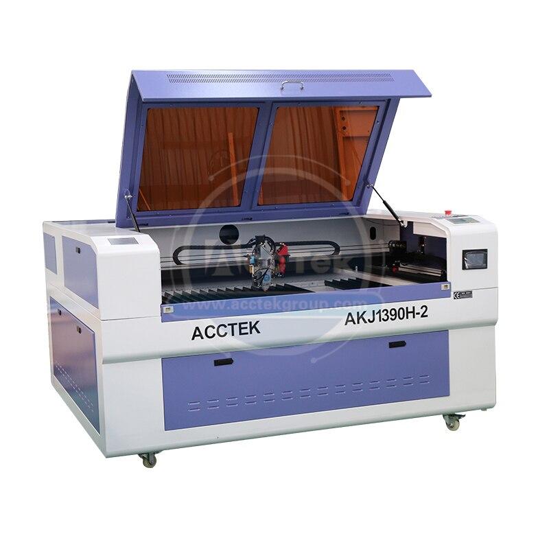 آلة القطع بالليزر ، المعدن ، الخشب ، الأكريليك ، الجلد ، cnc / 150W ، 180W ، 280W ، 300W ، cnc 1390
