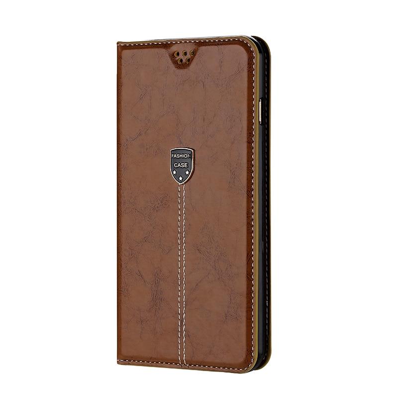 Titular de la tarjeta caso de la cubierta para Samsung Galaxy Pro estrella Duos S 7260 GT 7262 S7262 S7260 de cuero teléfono cubierta de calidad funda