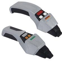 Звезда первого класса Voyager DS9 Trek Boomerang Hand Phaser следующего поколения Кобра голова пистолеты Косплей оружие игрушечный пистолет