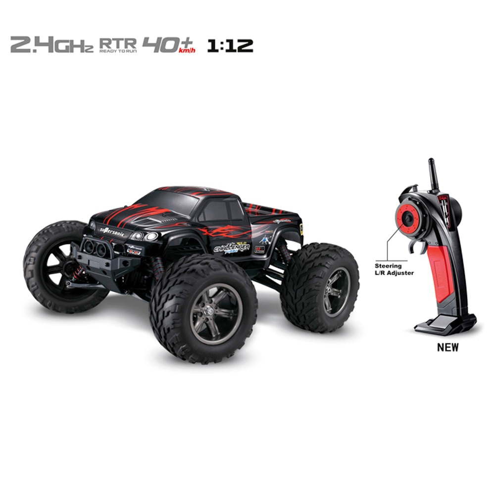 HSP RC Car 1:10 Scale Two Speed Off Road Monster Truck Nitro Gas Power 4wd Remote Control Car High Speed Hobby Racing RC Vehicle enlarge