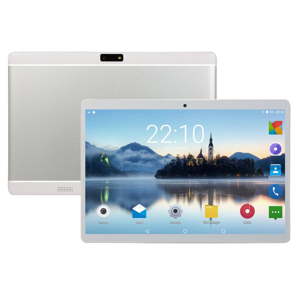 10.1 Inch Tablet Computer Notebook Laptop Computer Wifi Mini Netbook Usb Slot Keyboard Mouse Tablets