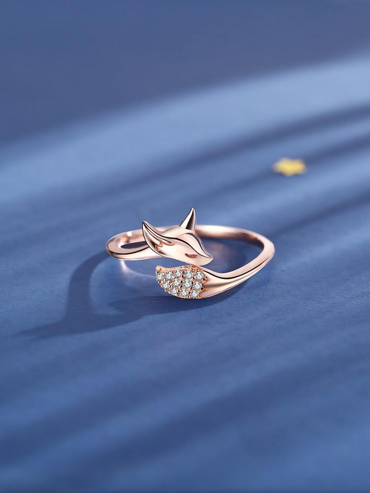 TS-JZ007 Toss Bear 925 Sterling Silver Fine Jewelry Spanish Bear Superior Quality Version Jewelry Women's Fashion Gemstone Ring