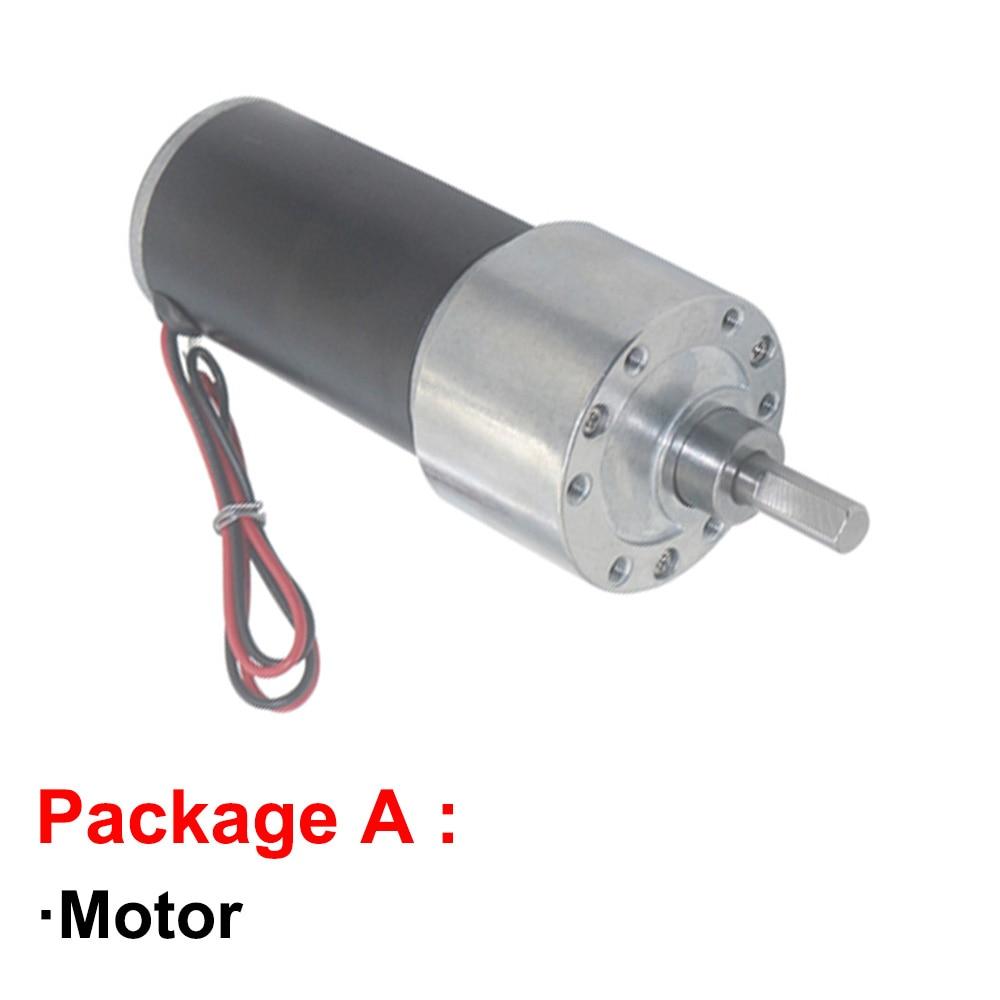 محرك معشق صغير كهربائي تيار مستمر 12 فولت 24 فولت سرعة تقليل 10 دورة في الدقيقة إلى 1270 دورة في الدقيقة PWM عكس علبة التروس المعدنية المحرك 12 فولت م...