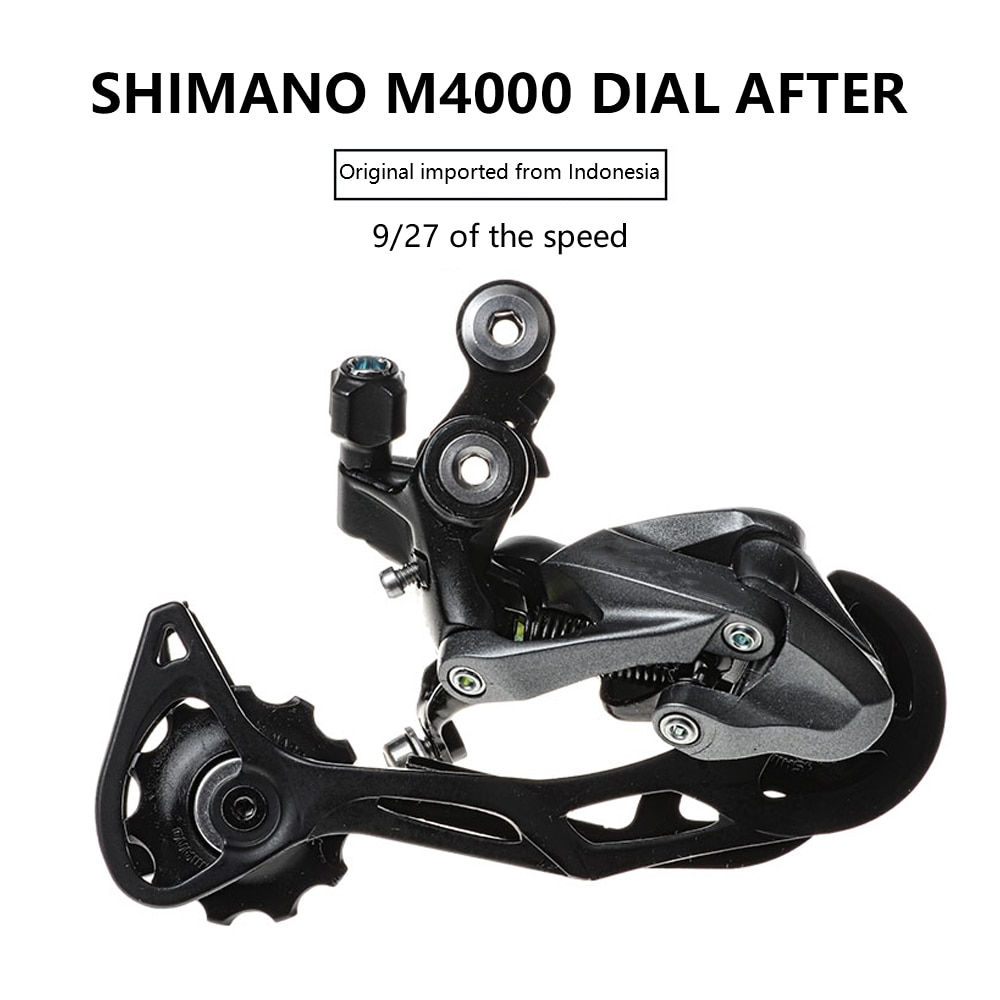 AliExpress - 9/27 Speed Mountain Bike Rear Derailleurs 9 Speed Bicycle Shifting Cycling Parts Adjustment Freewheel For M400 MTB Bicycle Parts