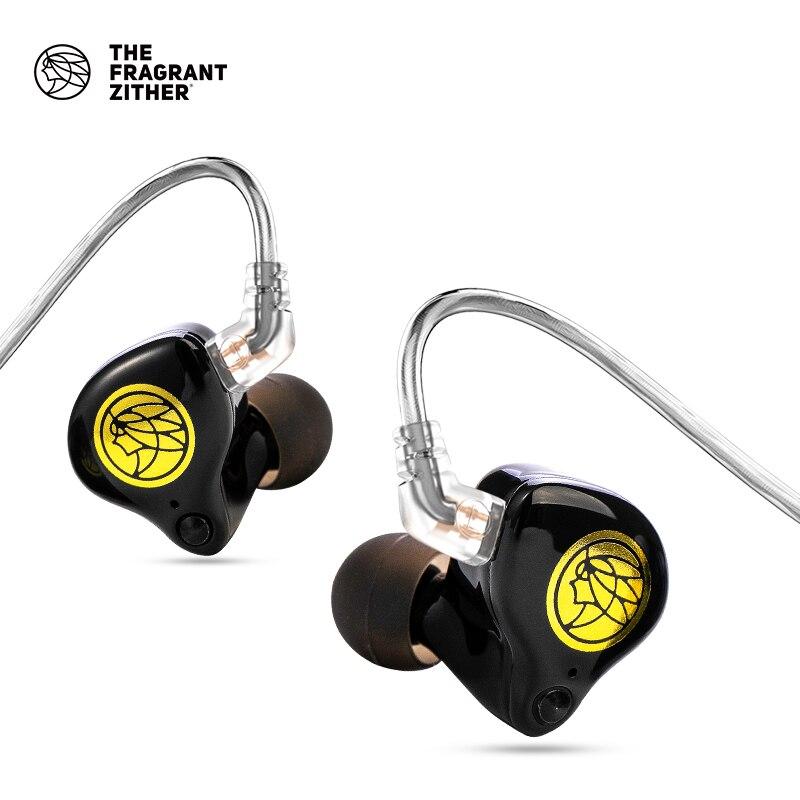 TFZ LIVE 1 ، في الأذن سماعة 11.4 مللي متر + 2DD إلغاء الضوضاء سماعة HIFI باس رصد سماعات الرياضة سماعات موسيقى