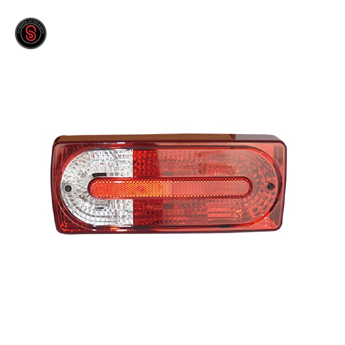 High quality OEM tail lamp fit for G-class W463 2009-2016 year for G500 G55 G63 OE design style Car model led drl daytime running light for benz w463 g500 g55 g class amg g63 g65 driving light