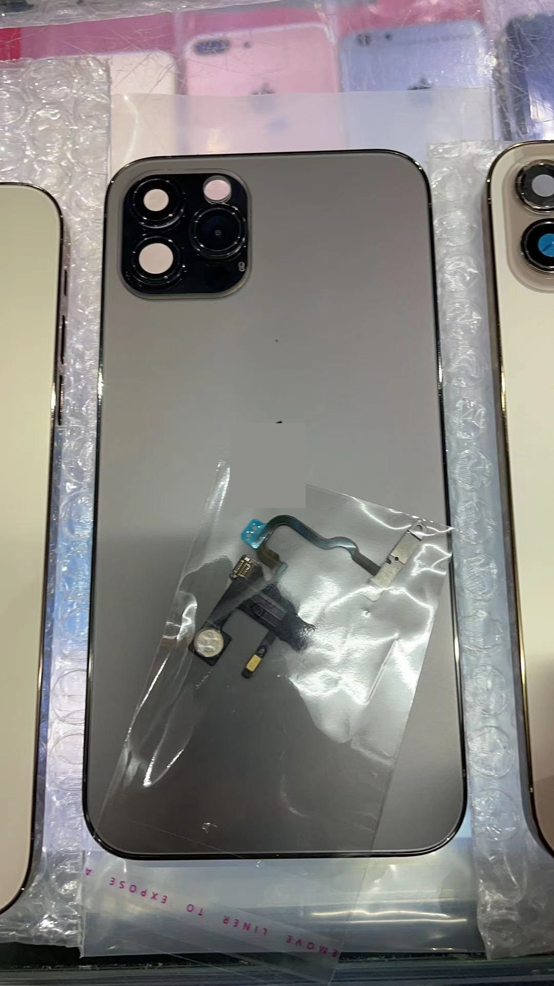 2021 NEW X is similar to the 12 PRO back shell, it is used for DIY to send waterproof glue, and the battery adhesive is meltable enlarge