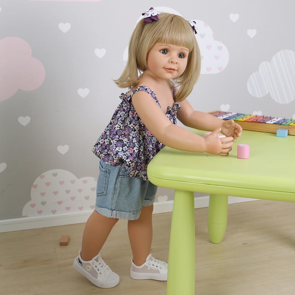 Игрушечные куклы для младенцев, Кукла Реборн, детская игрушка, праздничные подарки для детей, реквизит для фотографий, товары для мебели магазина