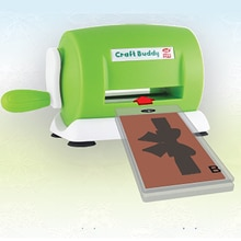 Creative Plastic Paper Cutting Embossing Machine Practical DIY Handcraft Die-Cut Machine Craft Scrapbooking Album Cutting Tools