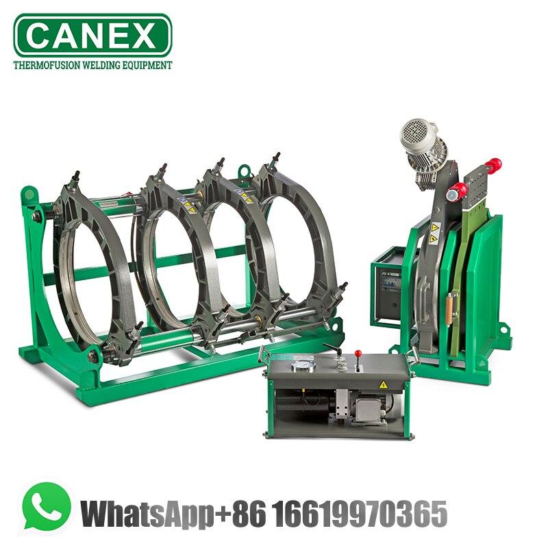 Máquina de soldadura de tubos hdpe