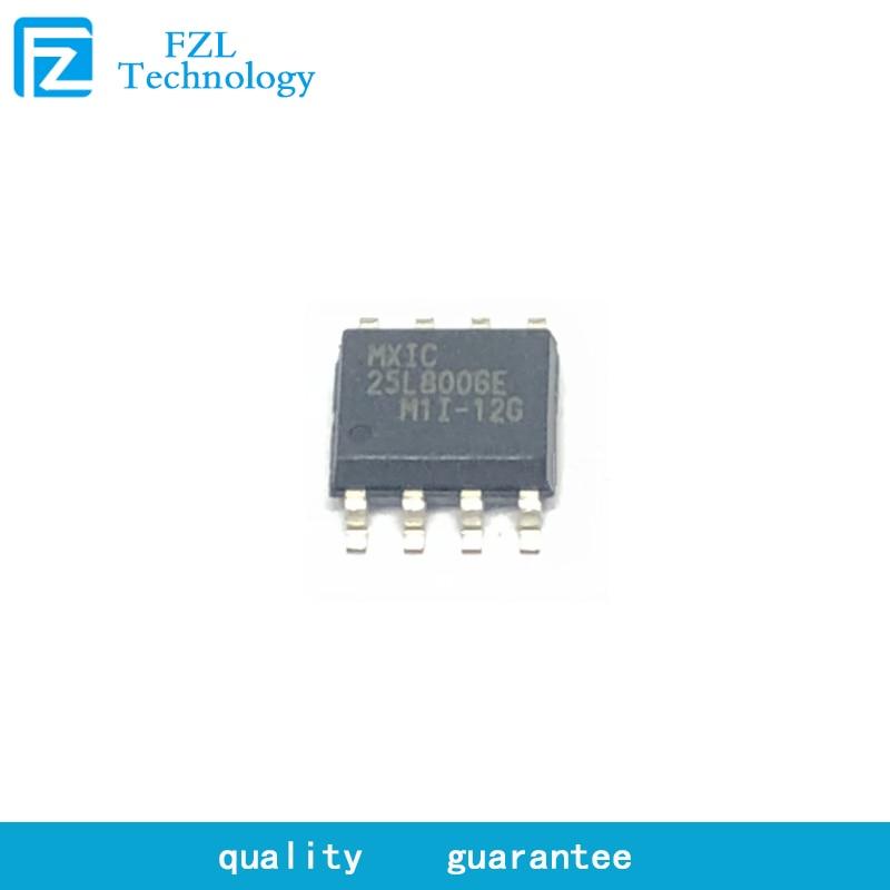 Großhandel elektronische komponenten Unterstützung BOM Angebot MX25L8006EM1I IC FLASH 8M SPI 86MHZ 8SOP MX25L8006EM1I-12G