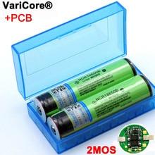 VariCore новая защищенная 18650 NCR18650B 3400mAh аккумуляторная батарея 3,7 V с печатной платой для батарей фонарика