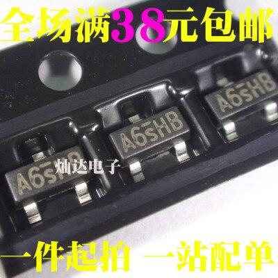 50 stücke SI2306DS SOT23 SI2306 SOT-23 MOSFET