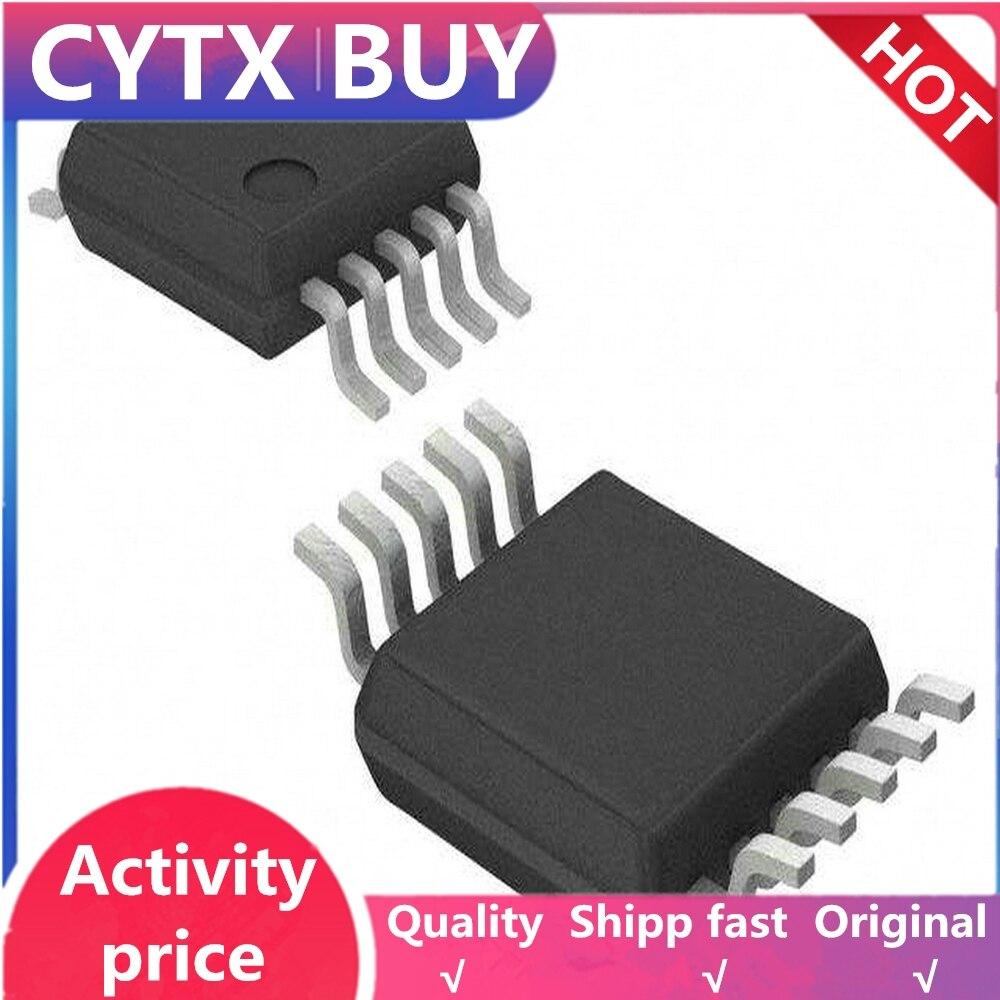 5-10 peças ads1115idgsr ads1115idgs ads1115 MSOP-10 chipset 100% novo conjunto de chips em estoque