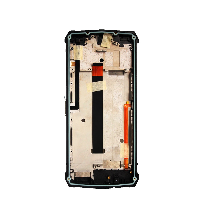 For Original Blackview BV9100 LCD Display and Touch Screen Digitizer Assembly +Frame+Power cable 6.3'' FHD+  Android 9.0 enlarge