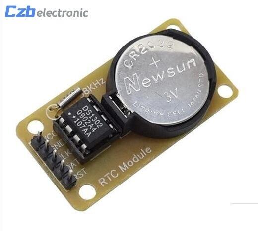 Nova DS1302 RTC Tempo Real Módulo Relógio Para AVR ARM PIC SMD Para arduino
