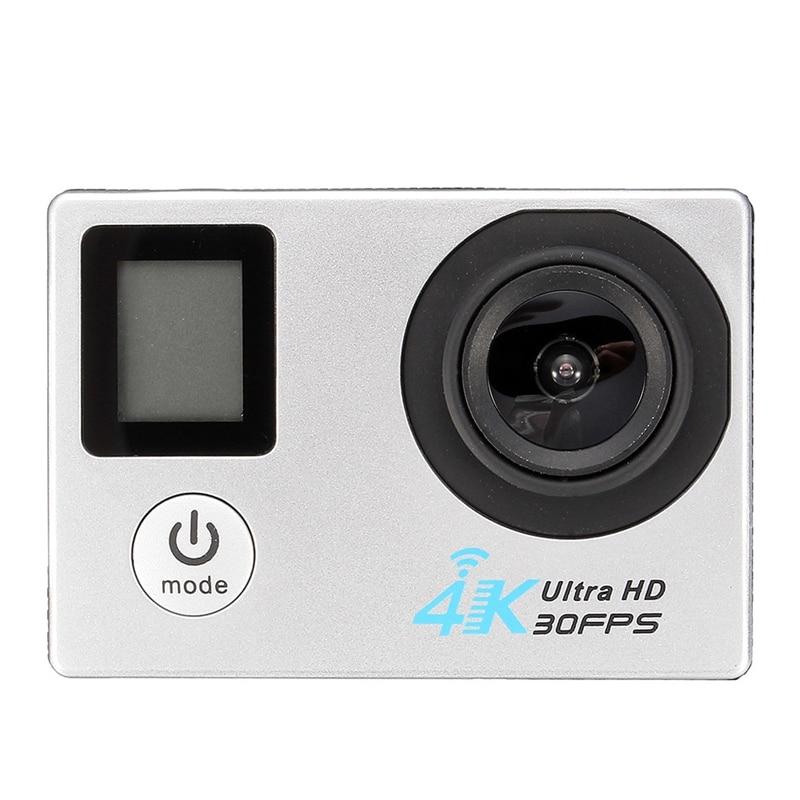 Dual Screen 4K 1080P Waterproof Digital Camera DV 2.4G Remote Control Camera