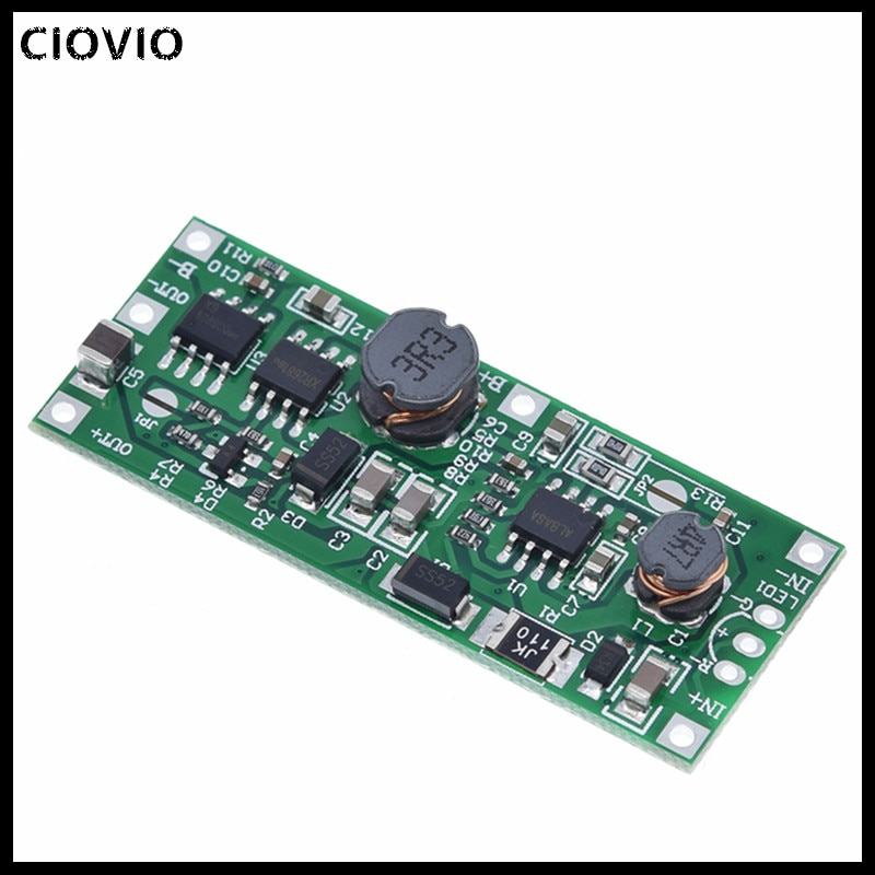 5 шт. блок питания на 12 В модуль зарядного устройства Модуль повышения напряжения