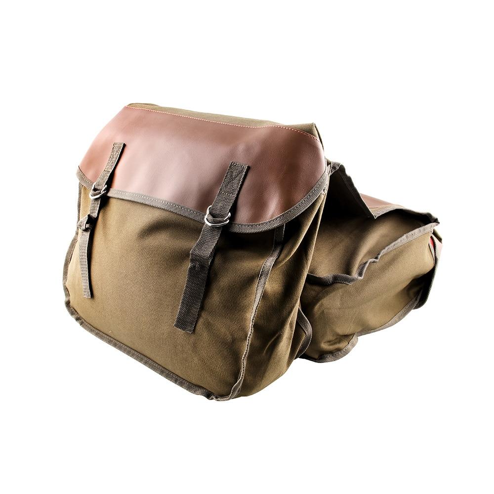 حقيبة ظهر من قماش السرج للدراجة النارية حقيبة أمتعة لهوندا cb500x cbr 900 rr torneo cbr 500r forza 300 2019 pcx 150 cb650f شبل