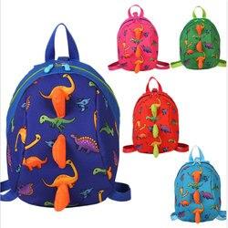 Рюкзак с принтом динозавра
