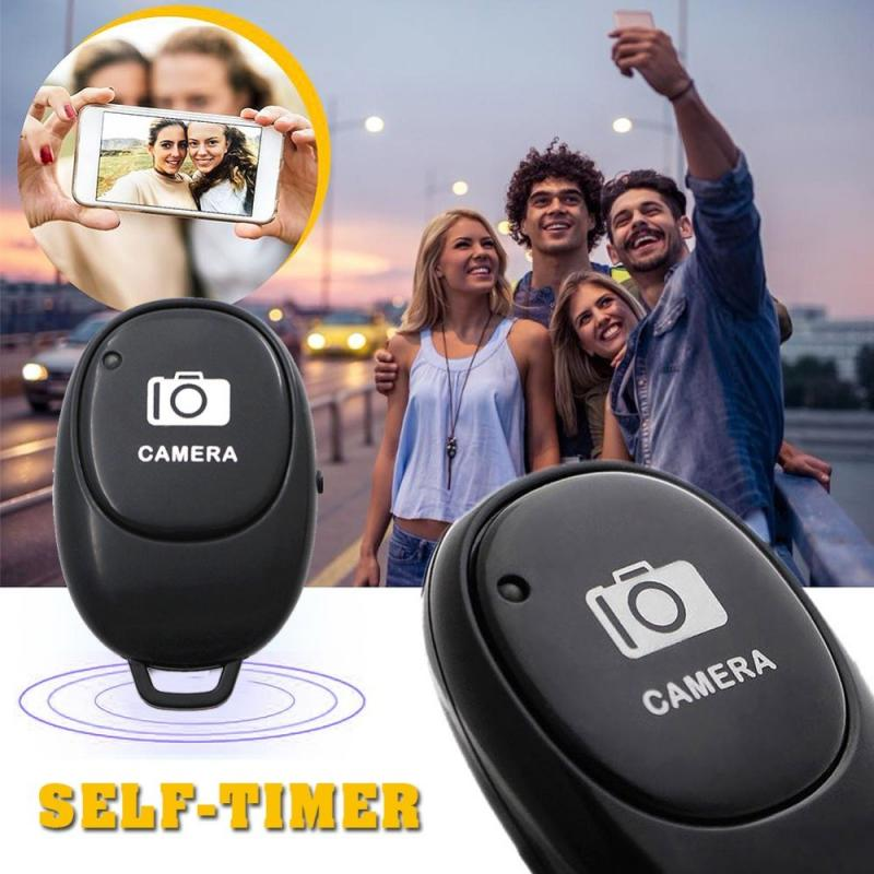 Camera Bluetooth Remote Controller Photo Shutter Release For Iphone 6 6s 7 Selfie Stick For Samsung