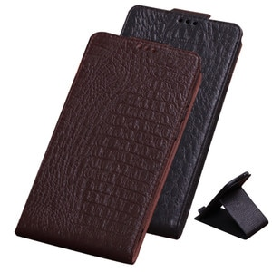 Handmade Luxury Cowhide Skin Natural Leather Vertical Phone Case For OPPO Find X3 Lite/OPPO Find X3 Neo Mobile Phone Bag Cover
