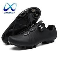 mtb cycling shoes men self locking ultralight bicycle sneakers professional road biking shoes mountain bike zapatillas ciclismo