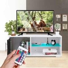 39 прямоугольный шкаф для телевизора современный светодиодный Тумба для телевизора мебель для гостиной Съемный Кронштейн для телевизора с...