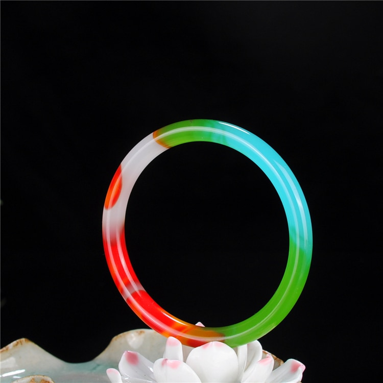 Amuleto de Jade Natural de Color Natural, joya colgante, accesorios de moda...