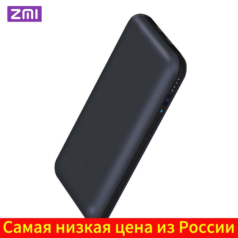 ZMI Power Bank 15000mahumb-c PD 2,0 batería externa portátil cargador 3,0 tipo-c para Macbook Laptop Xiaomi