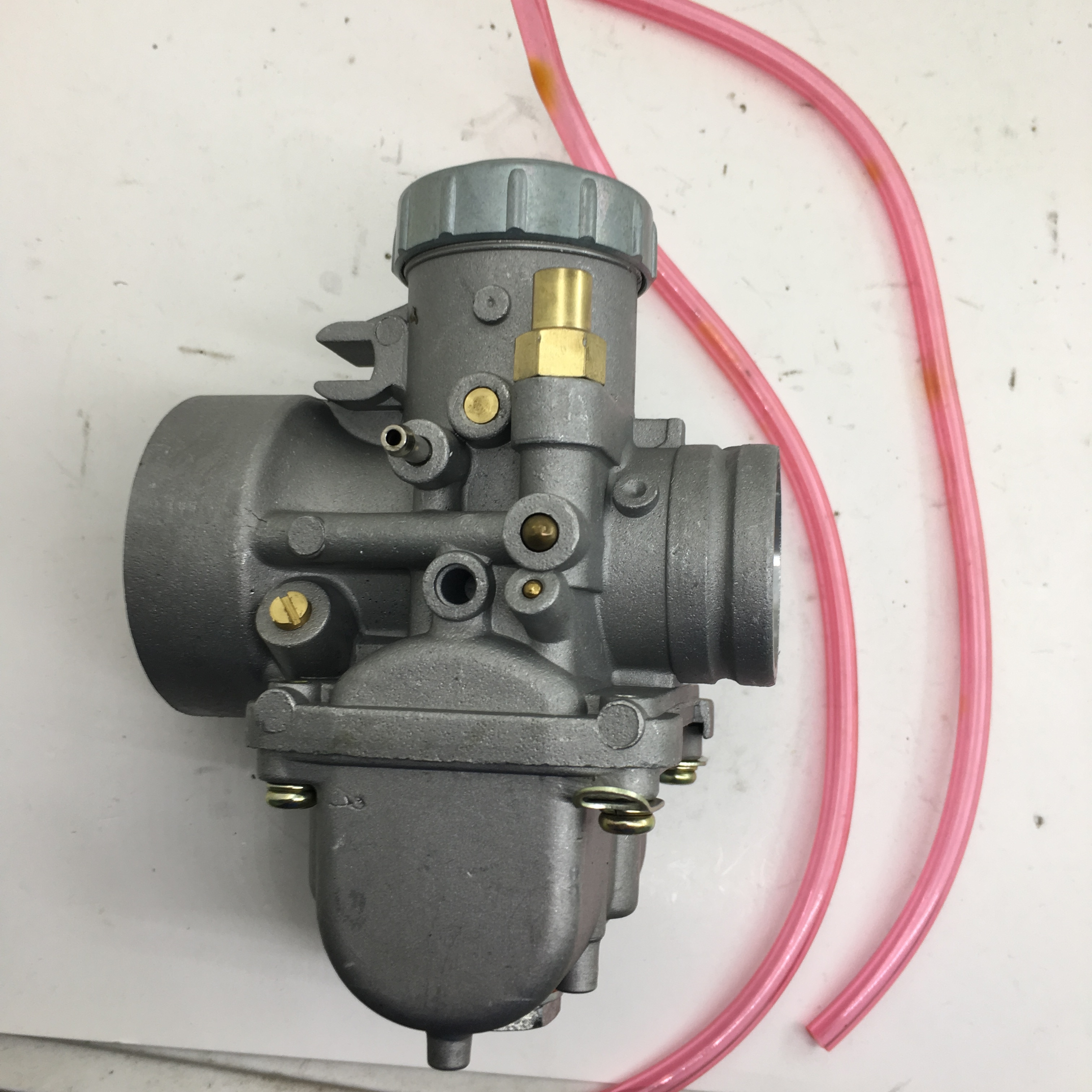 SherryBerg carburador para Mikuni VM 34 mm 34MM AUTO choque ronda diapositiva VM34SC VM34-168 42-6015 nuevo vergaser