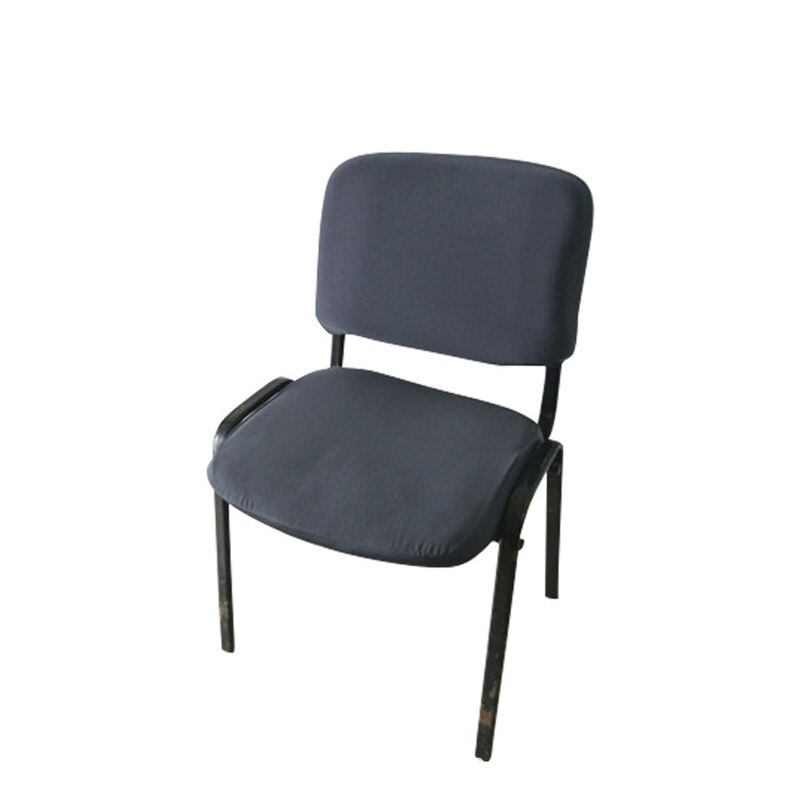 Cubierta para silla elástica de Spandex, cubierta de asiento para silla de ordenador, cubierta silla de oficina, cubierta de asiento de silla de comedor, Protector de funda elástica