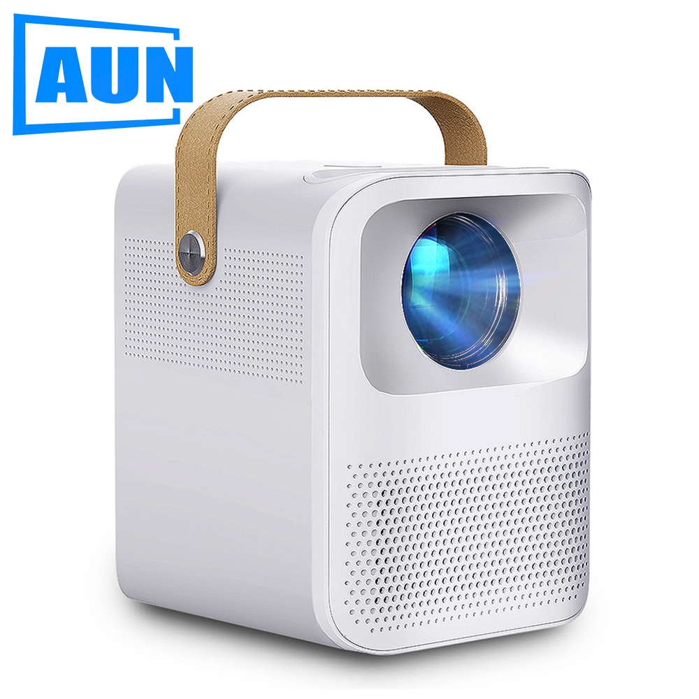 ET30 AUN MINI Projector Full HD 1080P Beamer Videoprojecteur LED Projector for Home Mobile WIFI Andr