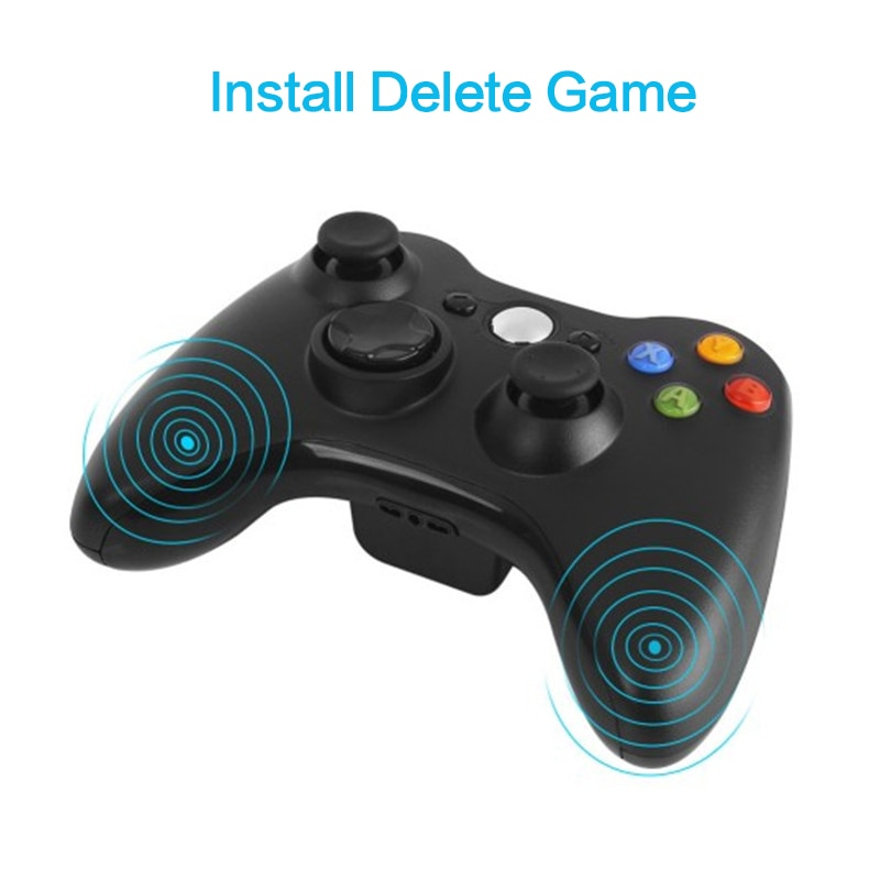 USB Wired Gamepad For Xbox 360 Controller Vibration Joystick For XBOX 360 PC Game Controller Joystick Gamepad For Windows 7 8 10 enlarge