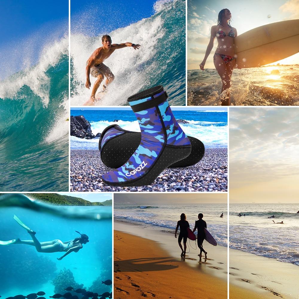 3mm neoprén tengerparti úszó búvár zokni vízi sport - Vízi sportok - Fénykép 6