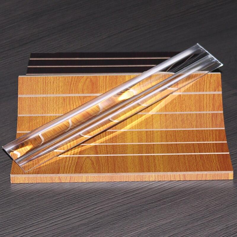 Линейная линза Френеля 400x200 мм f80мм 4 фокусных расстояния линейная фокусировка в полоску специальное освещение УФ отверждающая лампа настен...
