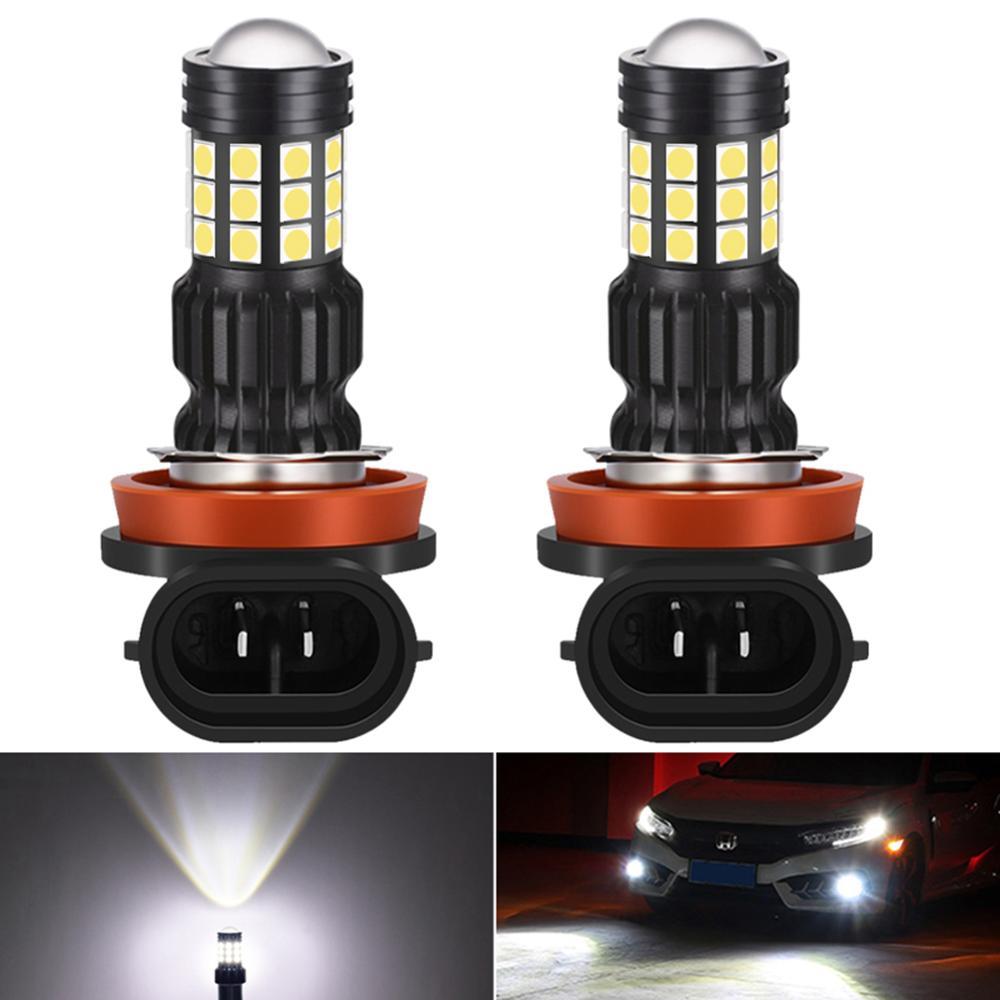 H8 światła przeciwmgielne H9 H11 9005 HB3 Led światło dla lampa samochodowa żarówki dla Lexus RX300 IS250 GS300 RX RX330 RX350 Infiniti FX35 Q50 500