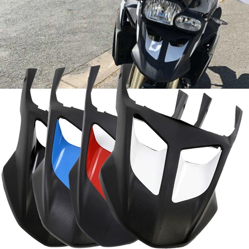 ل BMW F800GS K72 2014-2017 دراجة نارية الجبهة الحاجز تلميح منقار دقيق الطين حامي عجلة دراجة نارية غطاء منقار موسع