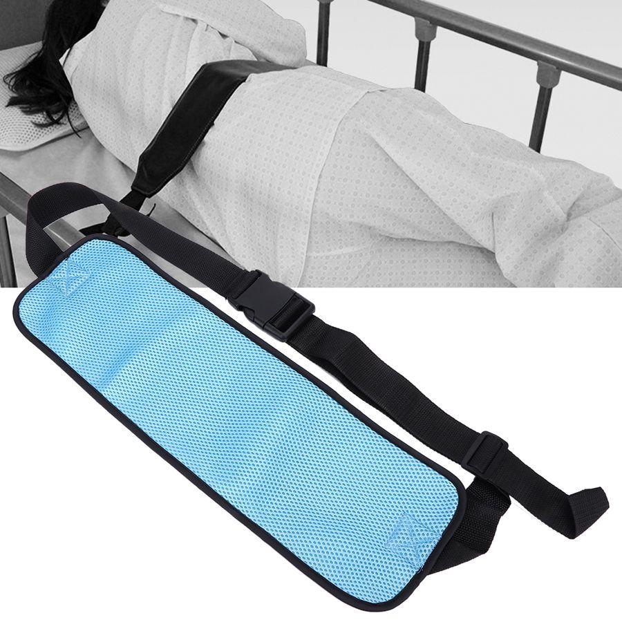 Harnais de sécurité réglable avec ceinture de fixation pour fauteuil roulant bedrden Patients