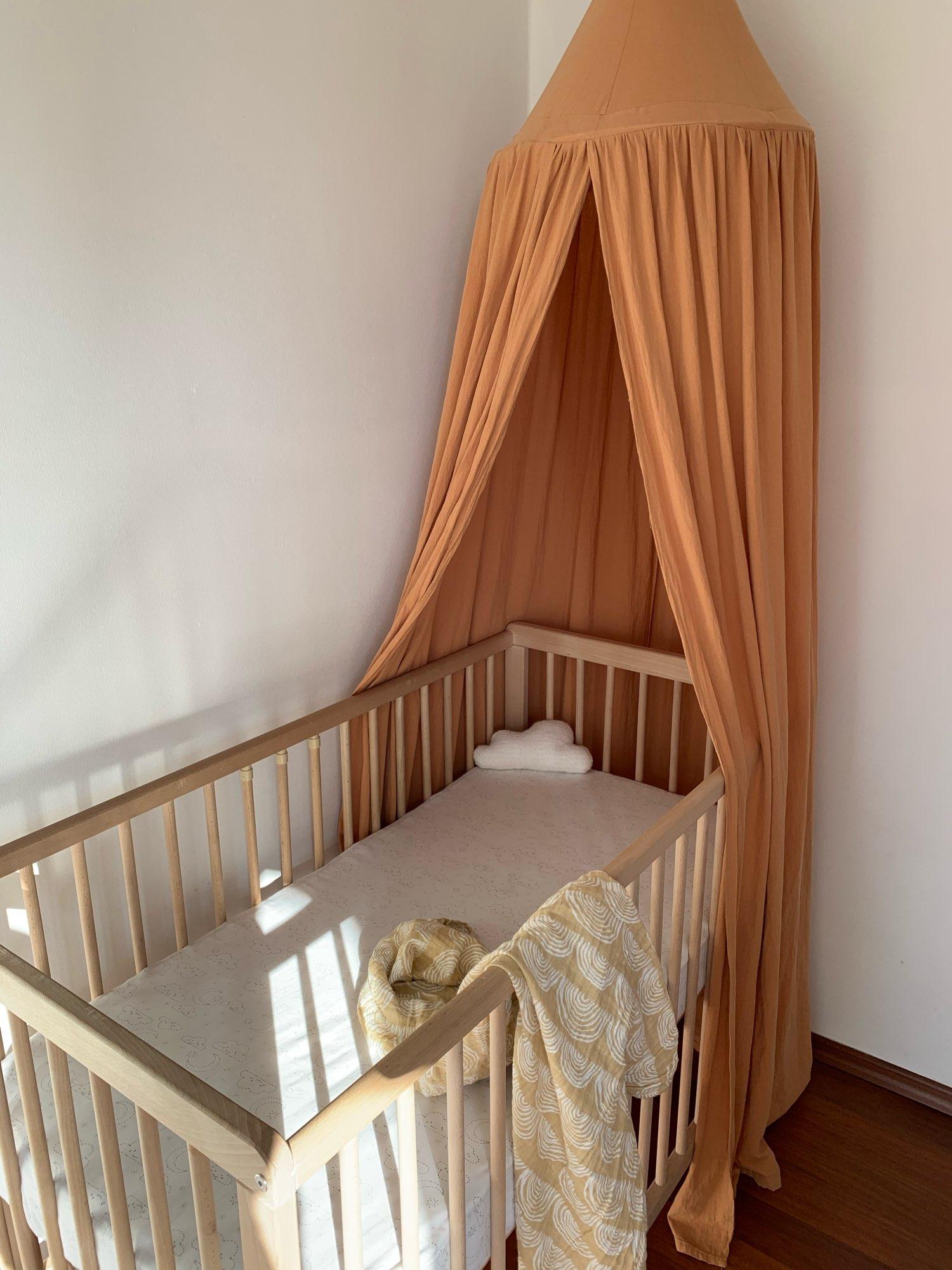 algodao dossel do bebe mosquito criancas decoracao do quarto berco rede tenda bebe