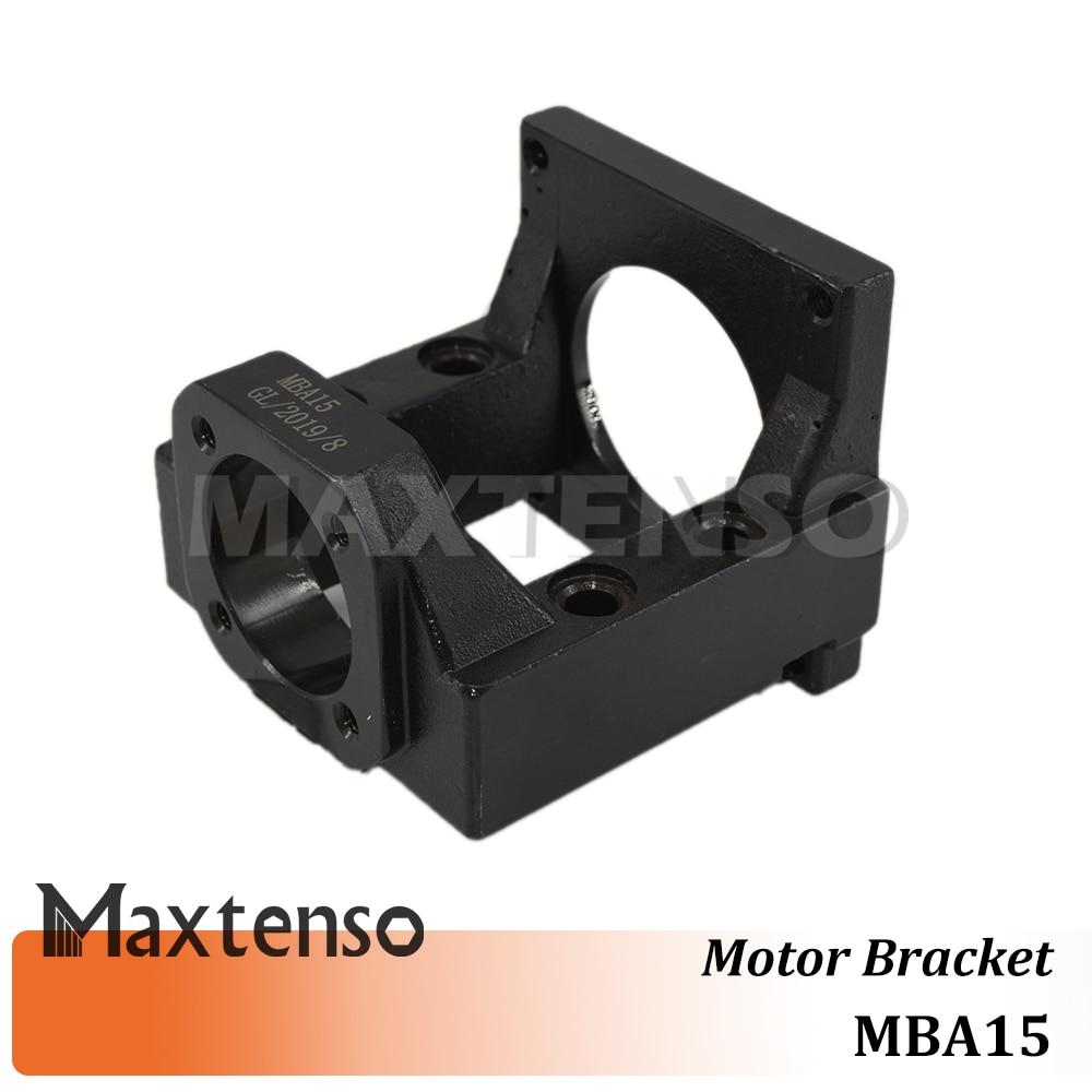 Maxtenso premium suporte do motor de parafuso da esfera habitação MBA15-C MBA15-D MBA15-DP MBA15-F MBA15-E MBA15-EP para cnc passo