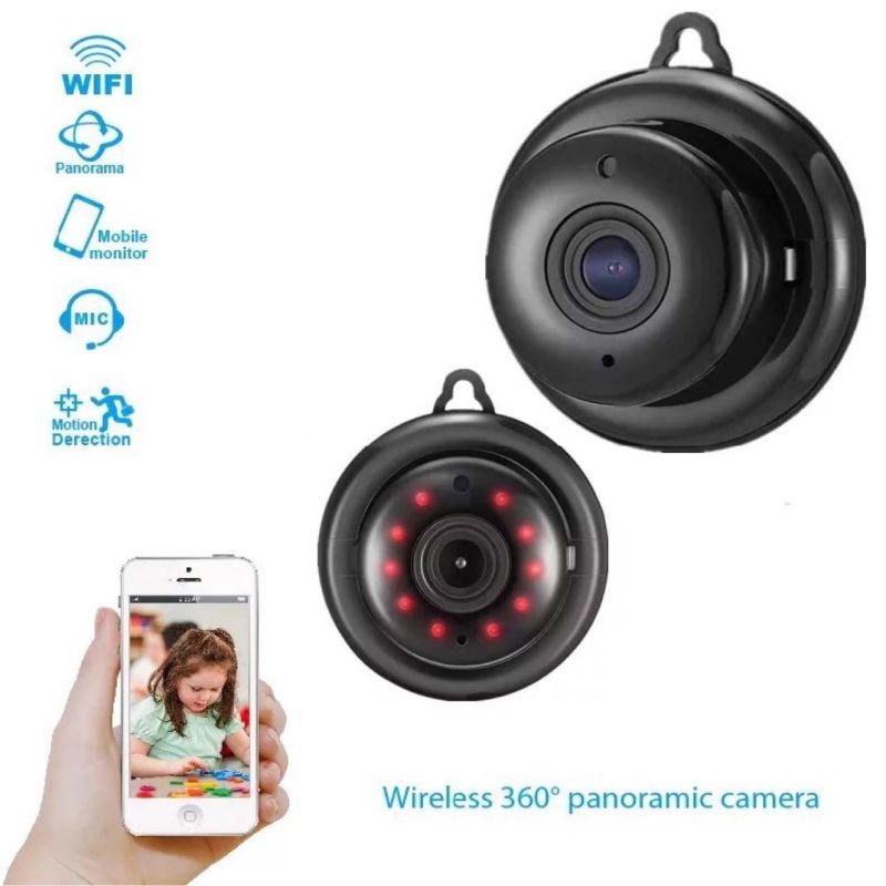 WIFI IP Cámara Full HD 1080P Mini videocámara inalámbrica visión nocturna Mini Cam Kits WIFI soporte para la seguridad del hogar CCTV0