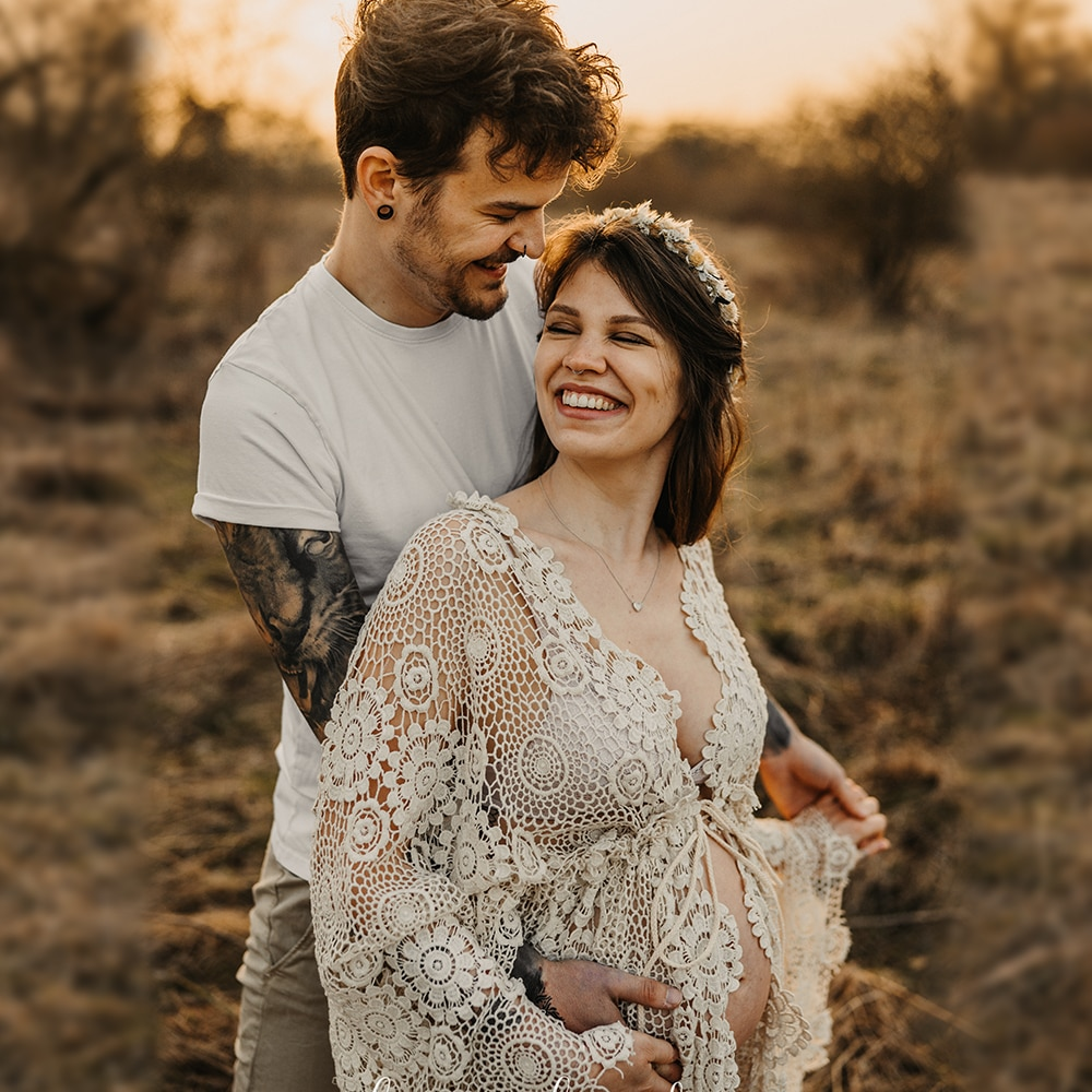 Don&Judy Boho Maternity Dress Vintage Cotton Pregnancy Photography Party Dresses Maxi Non-maternity Gown Photo Prop 2020 enlarge