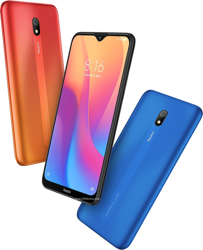 celular Xiaomi Redmi 8A smartphone 4GB 64GB 5000mAh Battery Snapdargon 439 12MP Camera Mobile Phone enlarge
